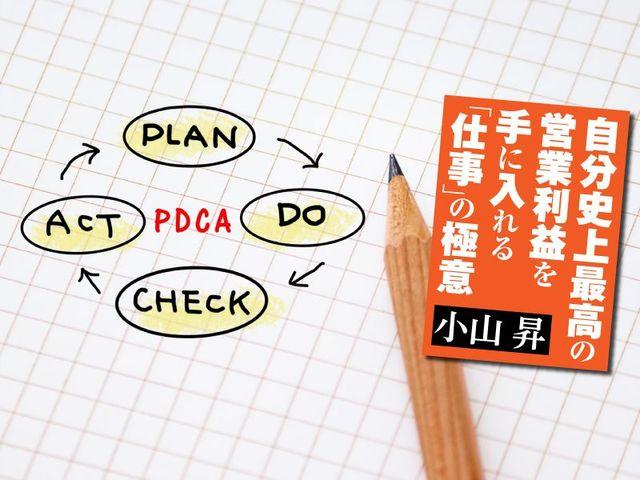 会社経営もギャンブルもPDCAサイクルを回しまくれ! | WANI BOOKS NewsCrunch(ニュースクランチ)
