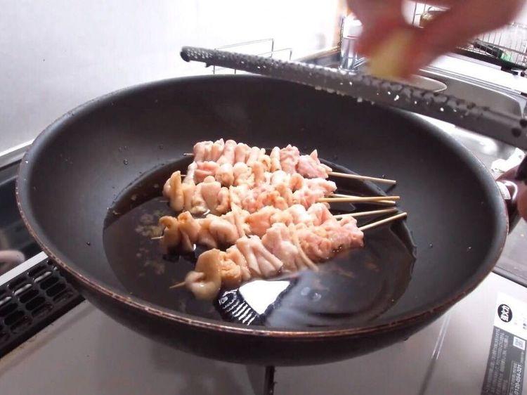 やまき レシピ 西成