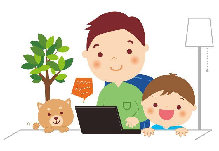 「子供の乱入も醍醐味」家族ファーストが在宅ワーク成功の鍵   WANI BOOKS NewsCrunch(ニュースクランチ)