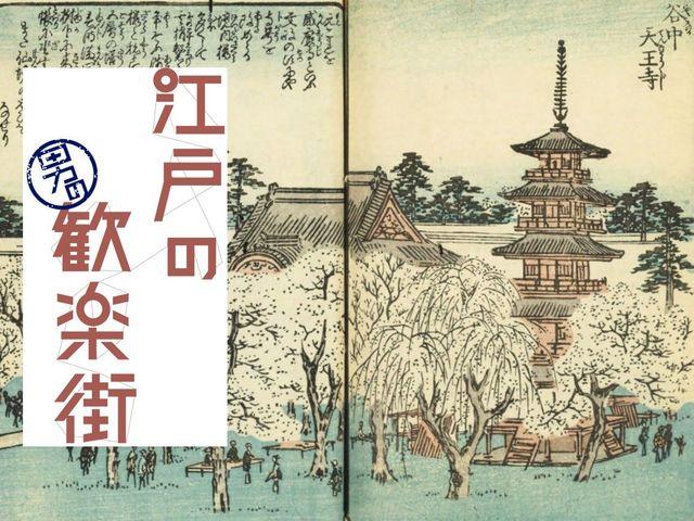 下町観光で人気の谷中エリアにあったピンクなお店「いろは茶屋」 | 江戸の男の歓楽街 | WANI BOOKS NewsCrunch(ニュースクランチ)